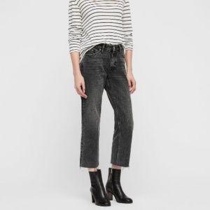 All Saints Ava Straight Jeans
